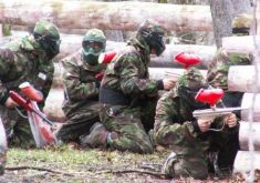 Paintball Matrix